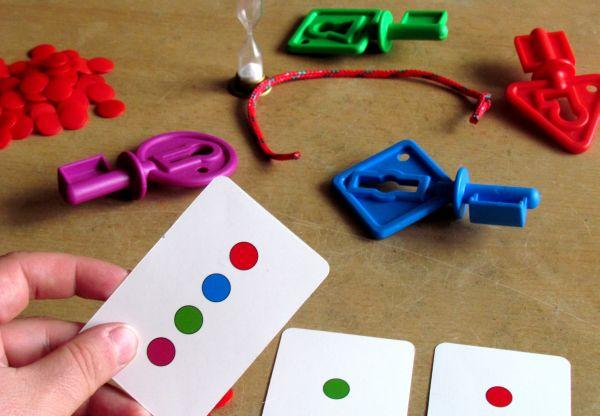 Klíč a nauč se víc - rozehraná hra