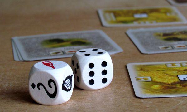 Knížata z Katanu - připravená hra