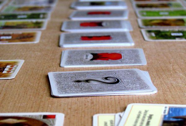 Knížata z Katanu - rozehraná hra