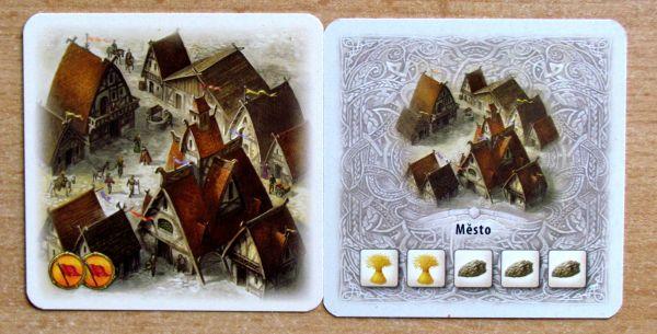 Knížata z Katanu - karty