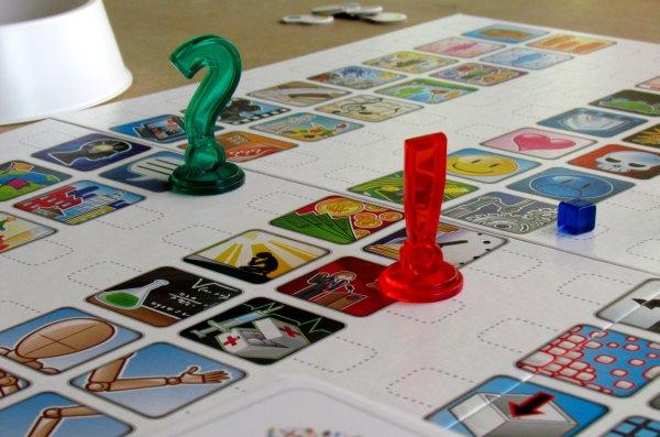 Koncept - rozehraná hra