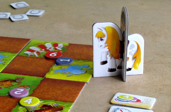 Smart Koala Koníci - připravená hra