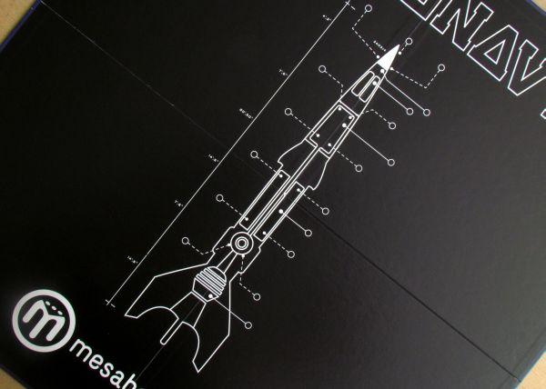 Kosmonauts - back of player board