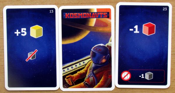 Kosmonauts - cards