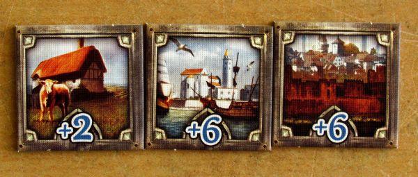 Království - kartičky