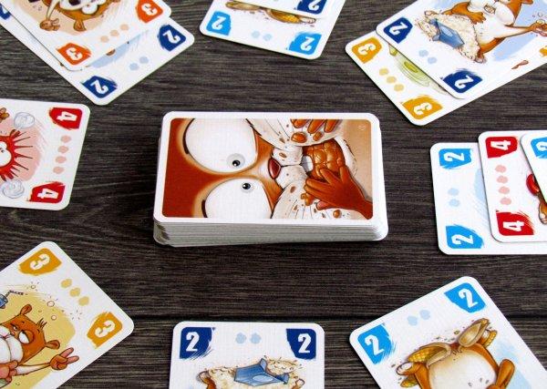 Křečkovaná - rozehraná hra