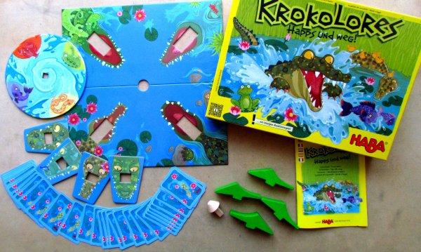 Krokolores - packaging