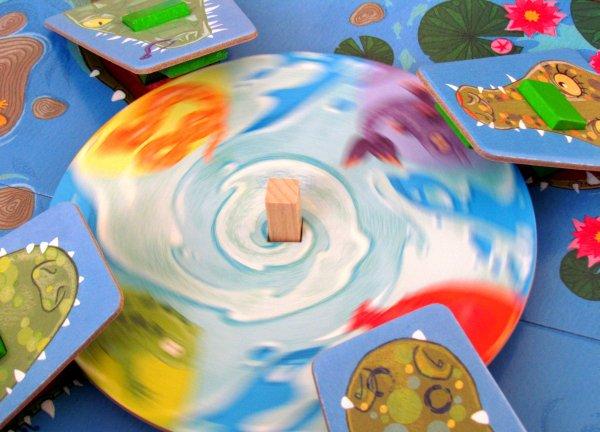 Krokolores - rozehraná hra