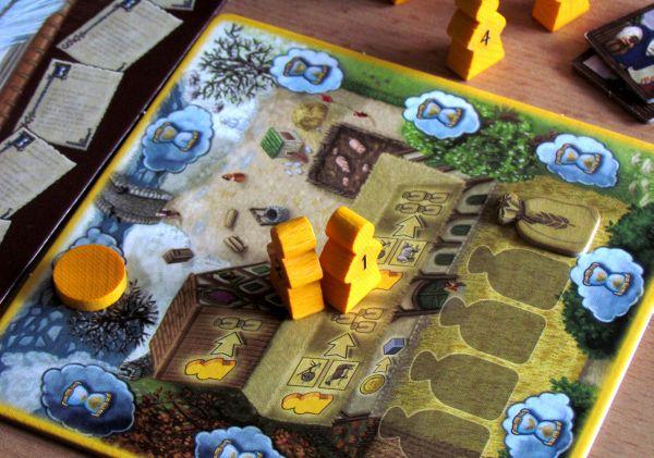 Kronika panství - rozehraná hra