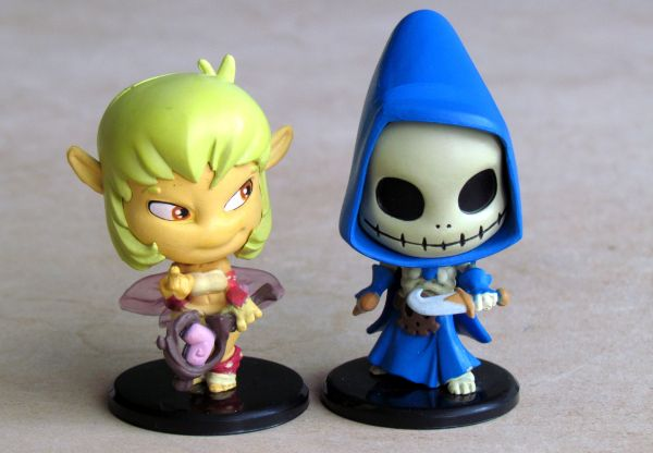 Krosmaster Arena - figurky