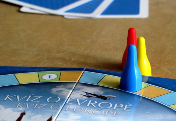 Kvíz o Evropě mini - připravená hra