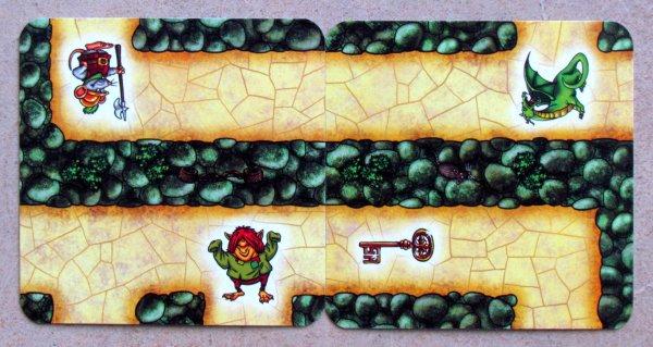 Labyrinth Mini - karty