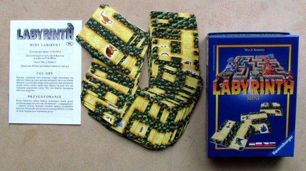 Labyrinth Mini - balení