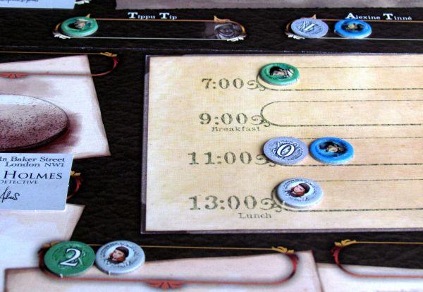 Lady Alice - rozehraná hra