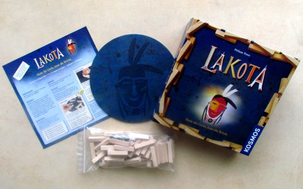 Lakota - balení