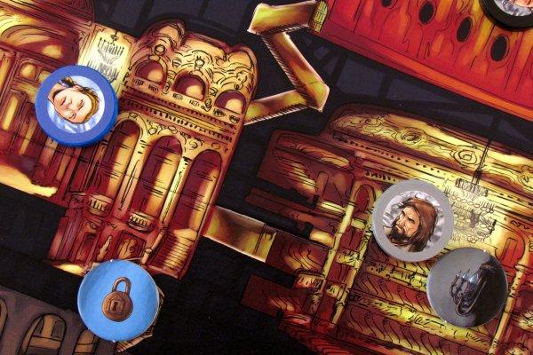 Le Fantome de'l Opera - game is ready