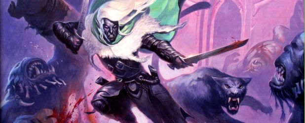 Review: Dungeons and Dragons The Legend of Drizzt Board Game