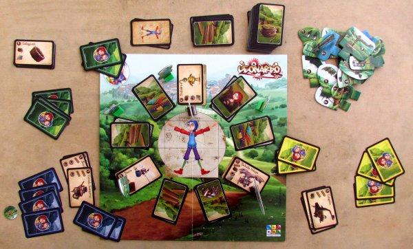 Leonardo - rozehraná hra