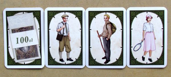 Letnisko - cards