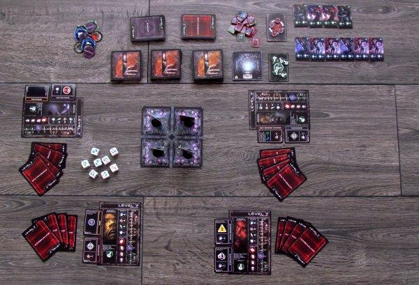 LEVEL 7 [ESCAPE] - připravená hra