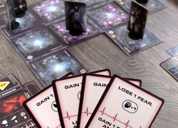 LEVEL 7 [ESCAPE] - game in progress