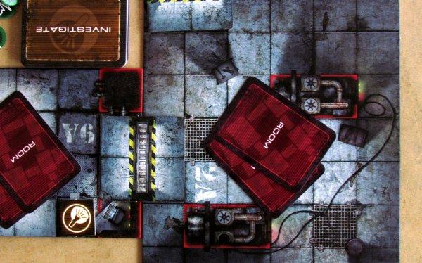 LEVEL 7 [OMEGA PROTOCOL] - připravená hra