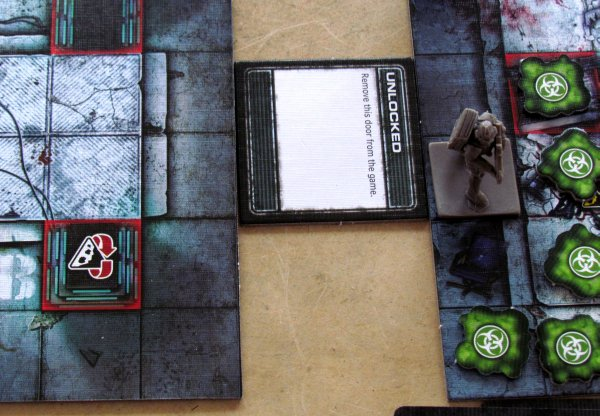 LEVEL 7 [OMEGA PROTOCOL] - game in progress