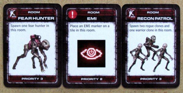 LEVEL 7 [OMEGA PROTOCOL] - cards