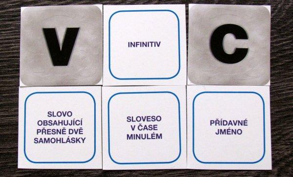 Lexeso - kartičky