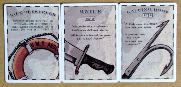 Lifeboat - cards