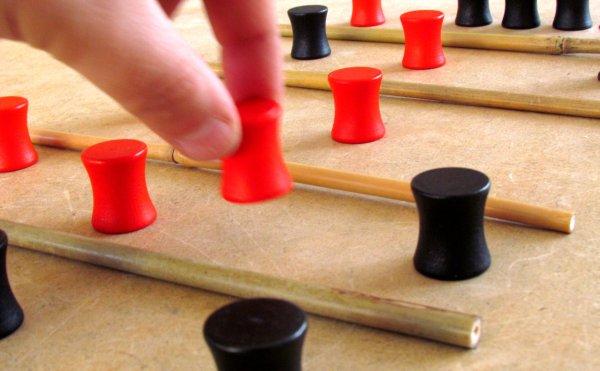 Linja - rozehraná hra