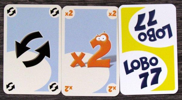 Lobo 77 - karty