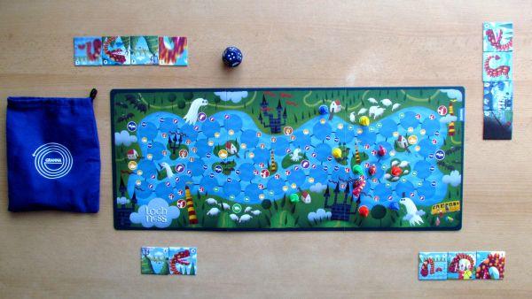 Loch Ness - game in progress
