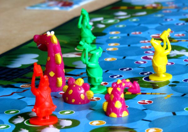 Loch Ness - game in progress