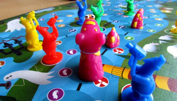 Loch Ness - rozehraná hra