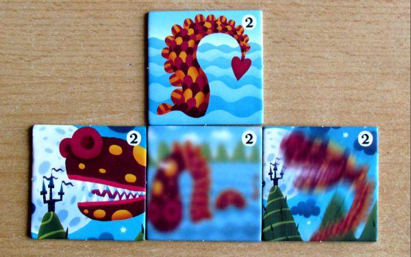 Loch Ness - kartičky fotografií