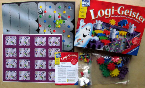 Logi-Geister - balení