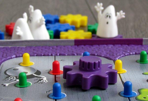 Logi-Geister - připravená hra