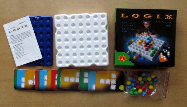 Logix - balení