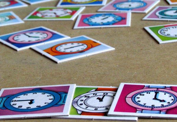 LOGO Tic Tac - rozehraná hra