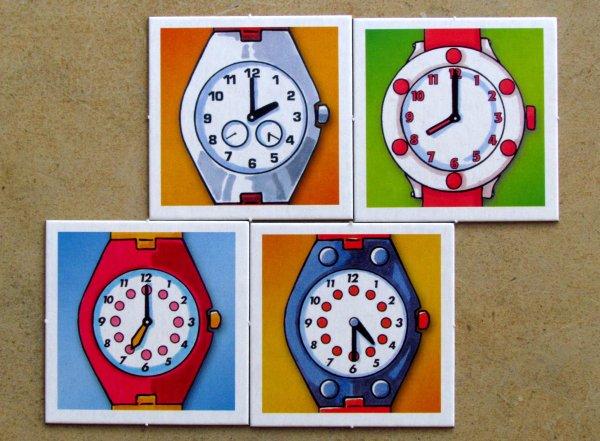 LOGO Tic Tac - kartičky