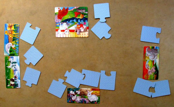 LOGO Zoo - rozehraná hra