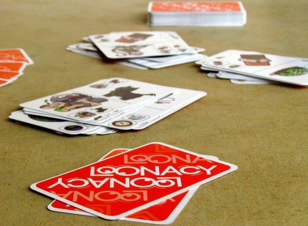 Loonacy - rozehraná hra