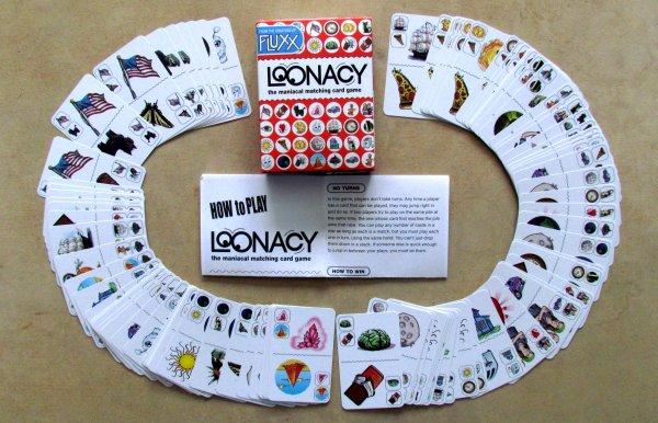 Loonacy - balení