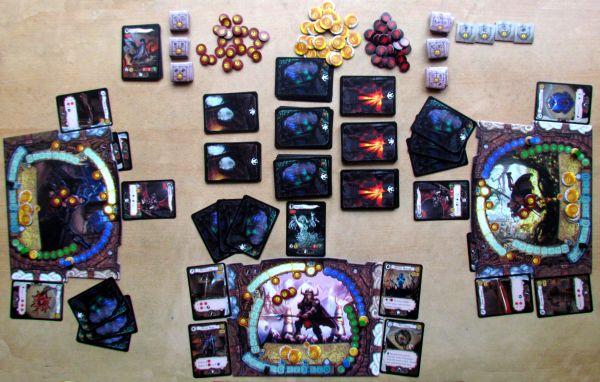 Lost Legends - rozehraná hra