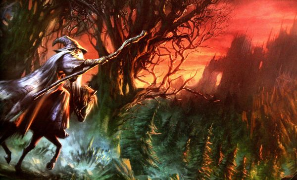 The Lord of the Rings Card Game LCG - karetní Pán prstenů