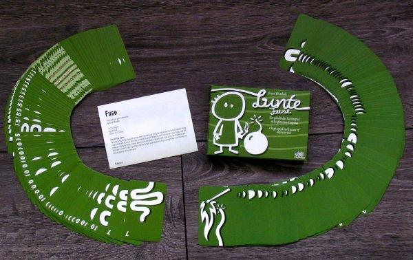Lunte / Fuse - packaging