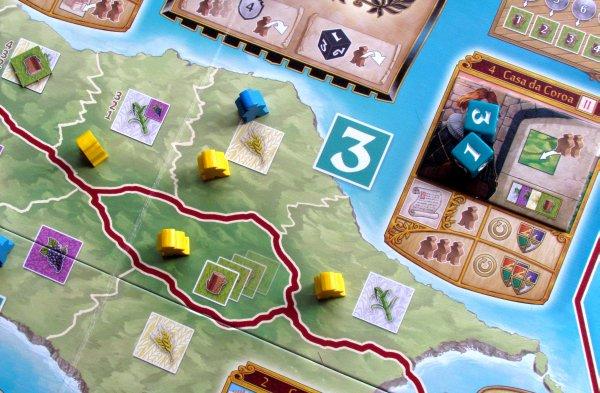 Madeira - rozehraná hra