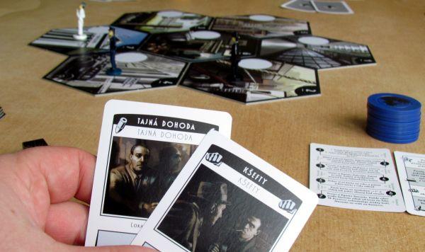 Mafia City - připravená hra