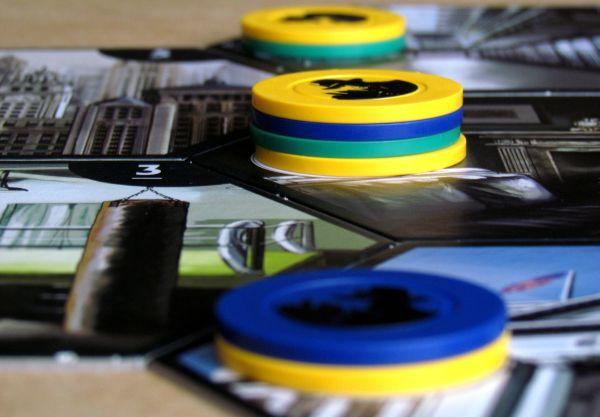 Mafia City - rozehraná hra